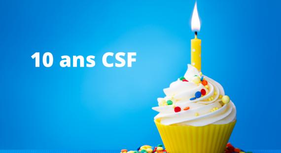 [7] Célébrons les 10 ans du Cercle des Solidarités Francophones