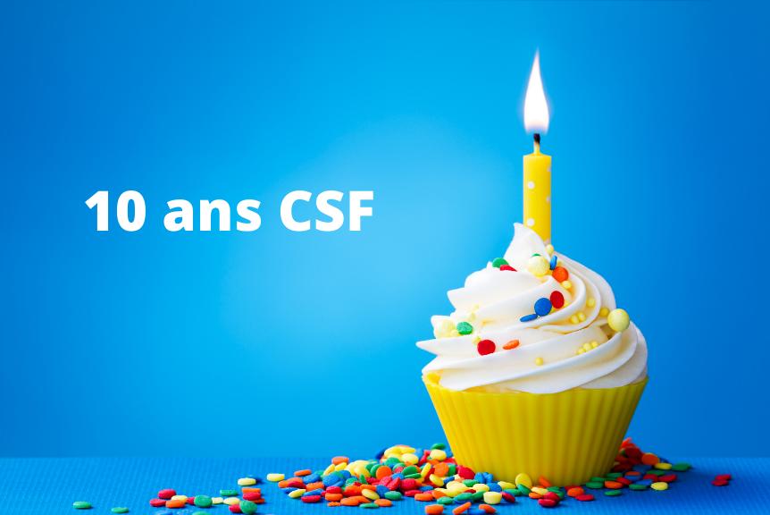10 ans Cercle des Solidarité Francophone