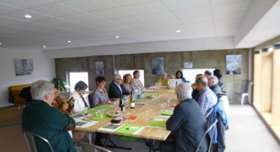 [8] Déjeuner débat du Cercle des Solidarités Francophones